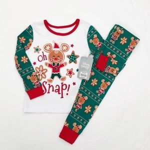 Disney store Baby limited edition holiday pjs